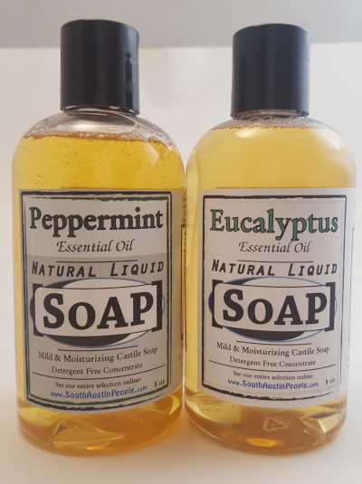 Natural Liquid SoAP