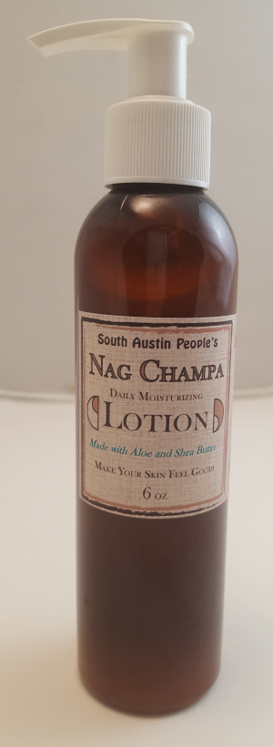 Nag Champa Lotion 6oz