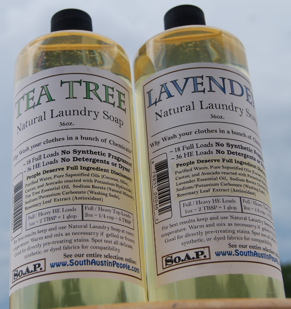 Tea Tree Laundry Soap - 32oz