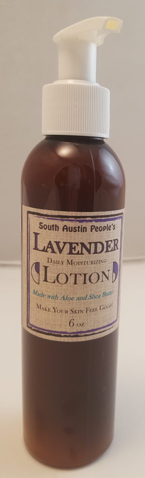 Lavender Lotion 6oz