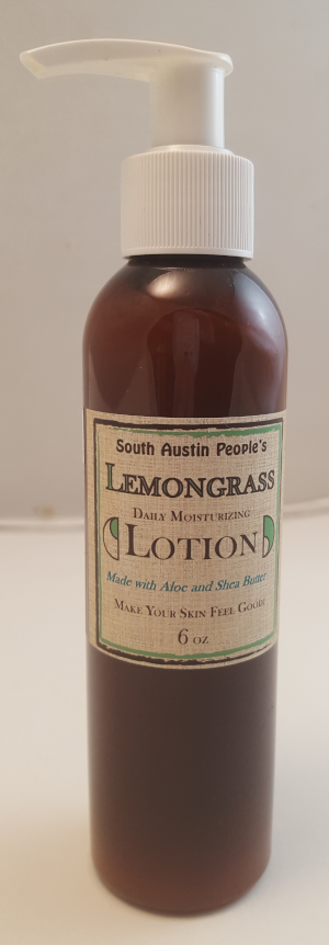 Lemongrass Lotion 6oz